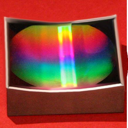 Constant Deviation Monochromator Gratings